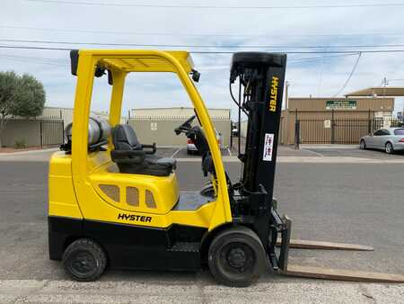 Propane Forklifts Hyster S60FT