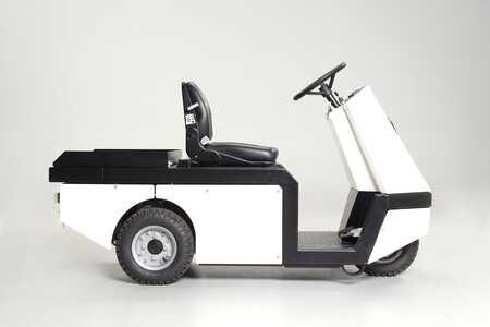 Elektrické plošinové vozíky Spijkstaal 304p