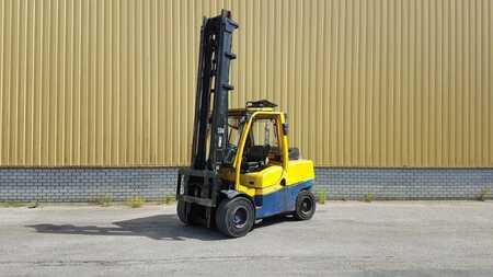 Diesel heftrucks Hyster H5.5FT (DH1523 - DH1525)