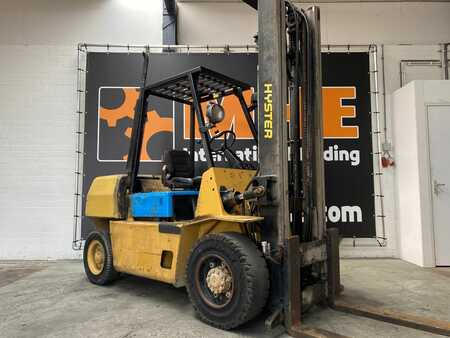 Natural Gas Forklift Hyster H4.00XL