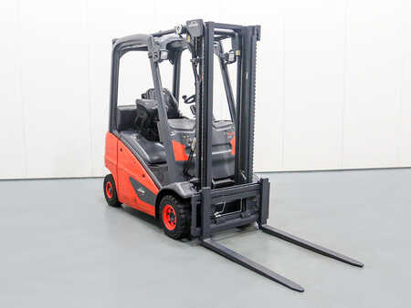 LPG Forklifts Linde H14T-01 391