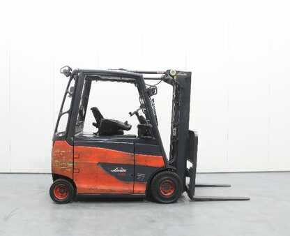 Elettrico 4 ruote Linde E25P/600H