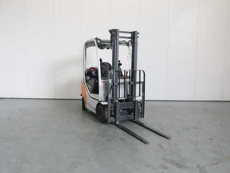 Gas gaffeltruck Still RX70-16T