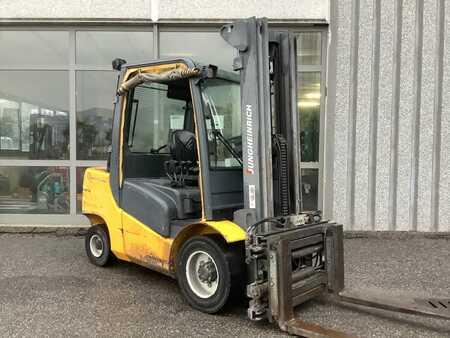 Diesel Forklifts Jungheinrich DFG 435
