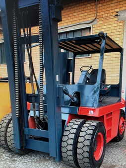 Dieselstapler Linde H100Q