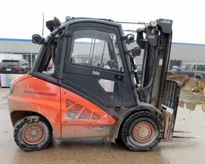 Diesel Forklifts Linde Linde H45D