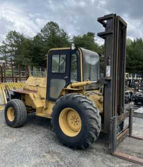 Rough Terrain Forklifts MasterCraft S10648