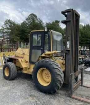 Rough Terrain Forklifts Master Craft S10648