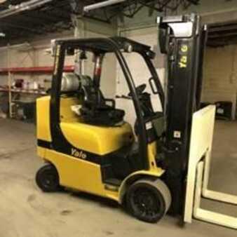 Propane Forklifts Yale Forklifts GLC080VXN