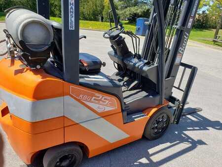 Propane Forklifts Baoli KBG25C