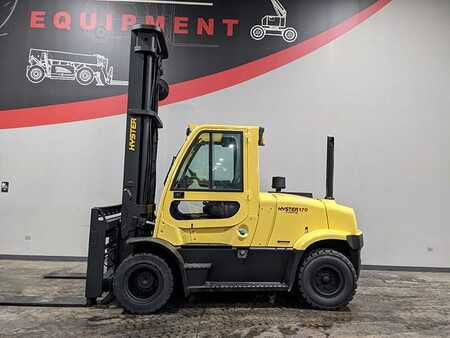 4 Wheels Hyster H170FT