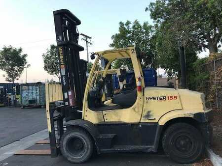 4 Wheels Hyster H155FT