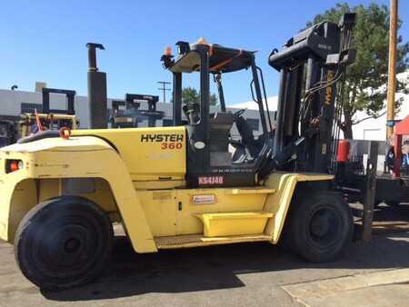 4 Wheels Hyster H360HD
