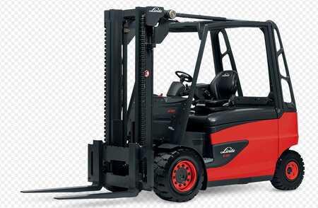4 Wheels Linde E50/600HL