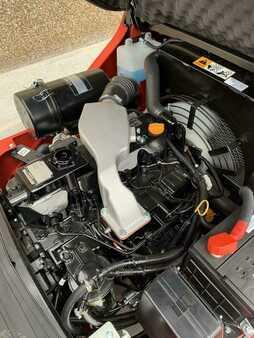 Wózki widłowe diesel HC (Hangcha) CPCD25