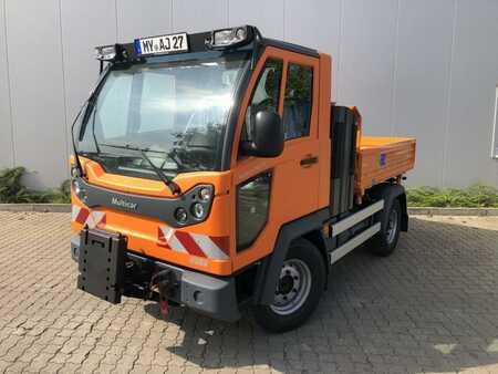 Street Sweeper Hako Multicar M31C kurz 4x4