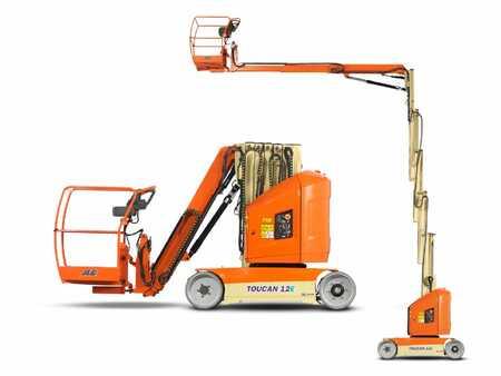 Vertikal / Personlift JLG Toucan 12 Plus
