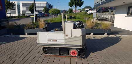 Zit schuur-zuig-machine Comac C100BS