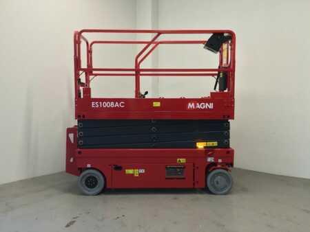 Scherenarbeitsbühne Magni ES1008AC