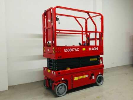Scherenarbeitsbühne Magni ES0807AC