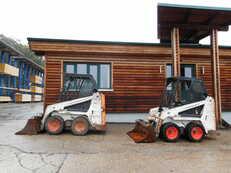 Kompaktikuormaajat Bobcat S70 (1.228kg)