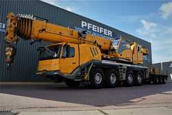 Mobilkraner Grove GMK4100L Available for rent, 17m Jib, 100t Capacit