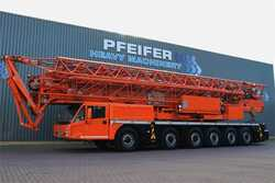 Tower Crane Spierings SK1265-AT6 Valid Inspection, 12x6x10 Drive, 60m Fl