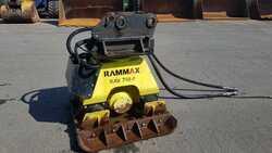 Andet Ammann RAV 750- P Bagger