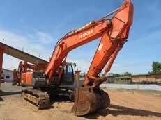 Kettenbagger Hitachi ZX350LC-3 Excavator