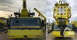 Siirrettävät nosturit Liebherr LTM 1350-6.1