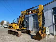 Kettenbagger Caterpillar 323 D LVA