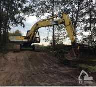 Bæltegraver Kobelco SK 200 LC