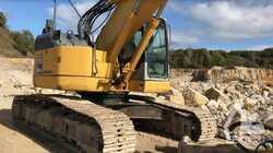 Bæltegraver Komatsu PC 228 USLC-3E0