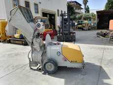 Hinattavat betonipumput PUTZMEISTER M710EBS