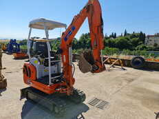 Mini excavators FIAT KOBELCO E16R