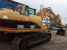 Kettenbagger Caterpillar 315CL