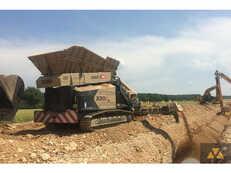 Putkiasennustraktorit Xrok Granite 400