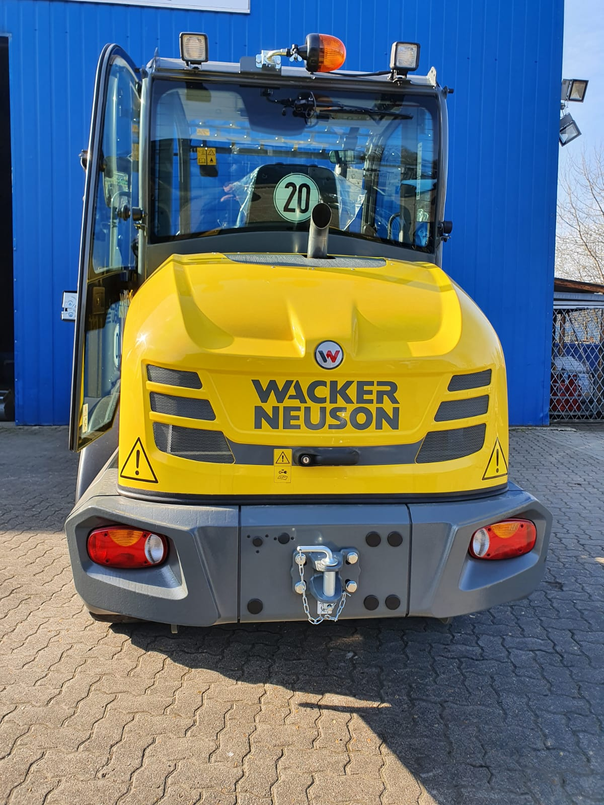 Wacker Neuson WL 52