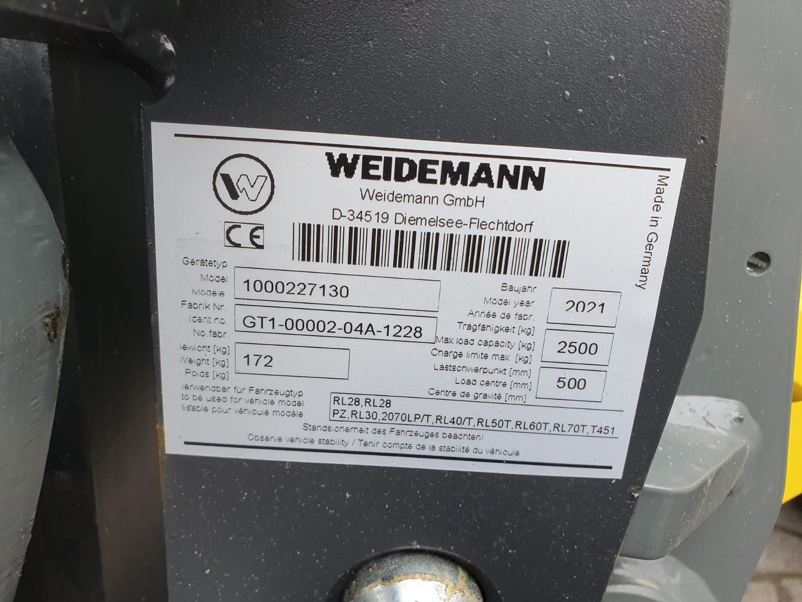 Wacker Neuson WL 25