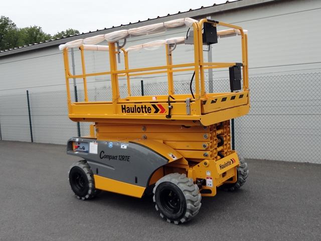 Haulotte Compact 12RTE