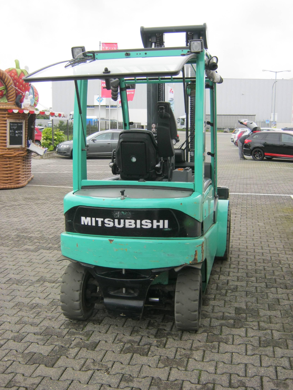 Mitsubishi FB 50